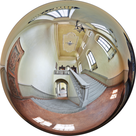 Stairs - Palazzo Monti