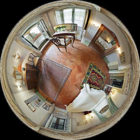 Bedroom - Palazzo Monti