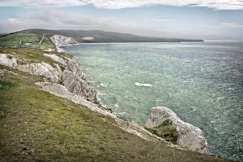 Tennyson Down, Isle of Wight, UK