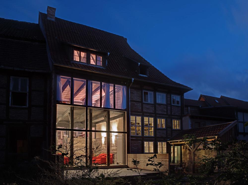 Renovation of Klink 9, Quedlinburg, Germany