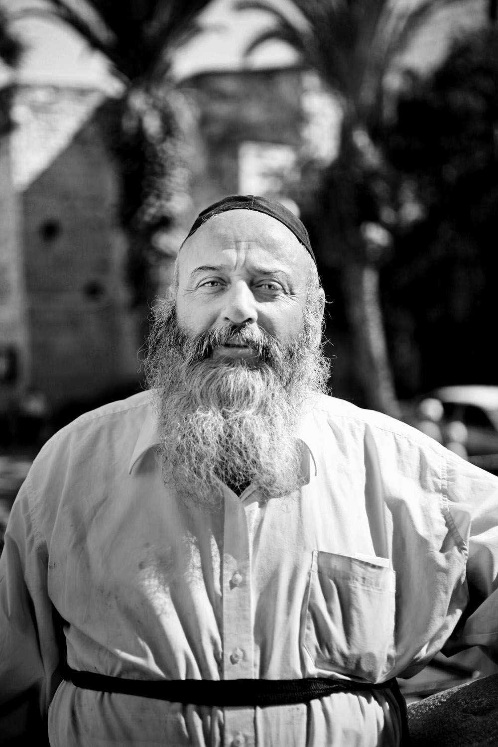 Rabbi, Jerusalem