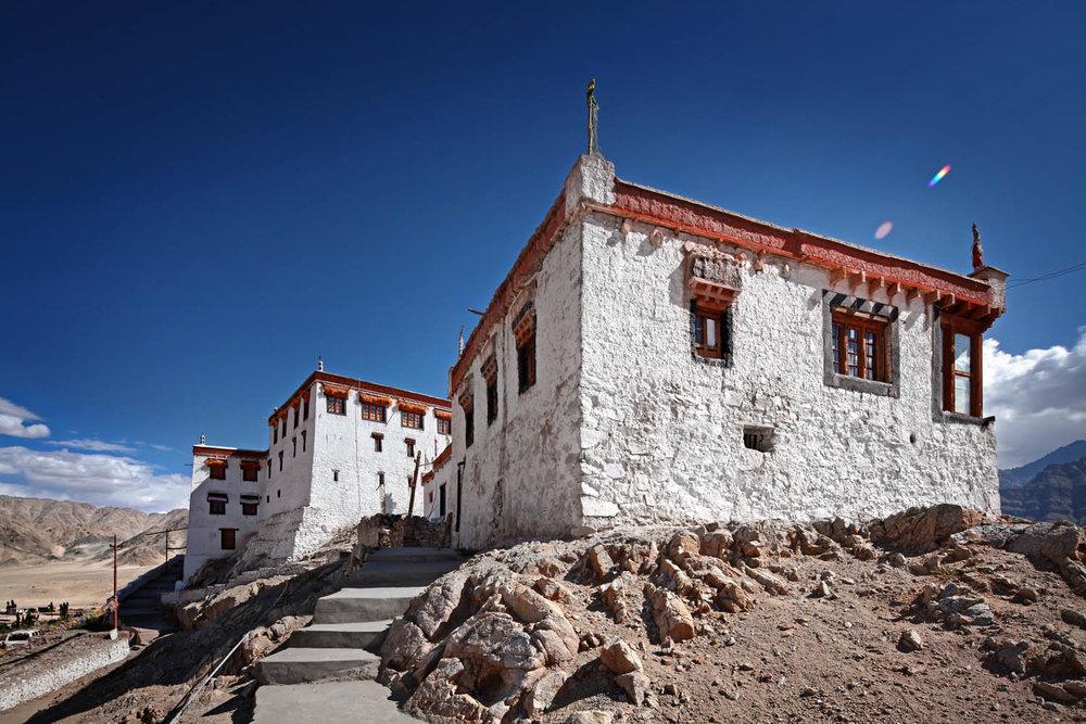 Stakna Monastery, Ladakh, India