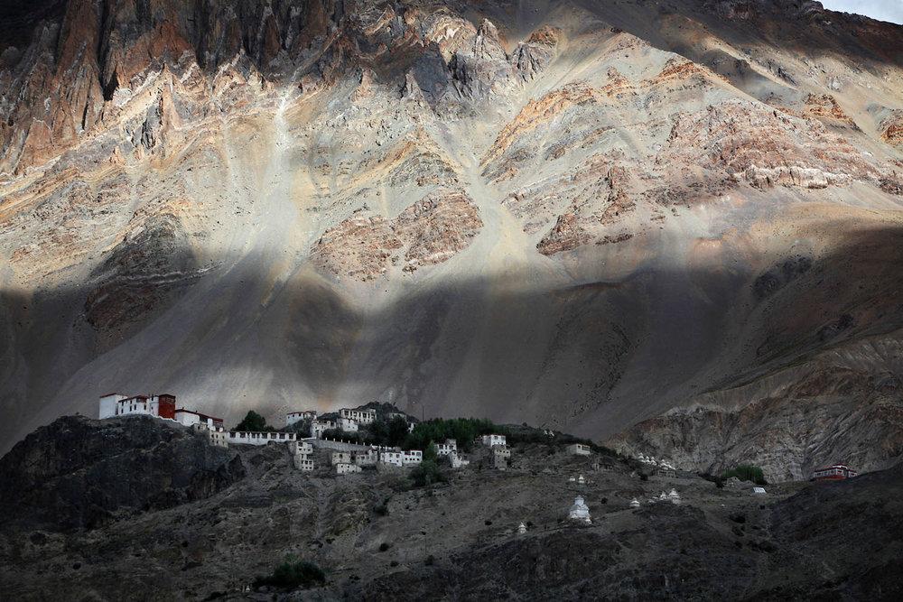 Stongde Monastery, Zanskar, Ladakh, India