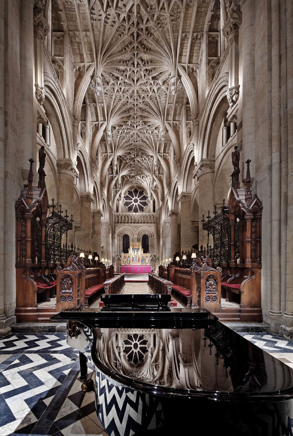 Christ Church Cathedral, Oxford, UK