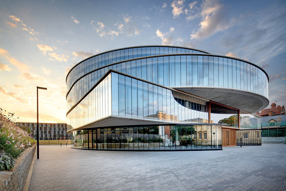 Blavatnik School of Government, Oxford, UK