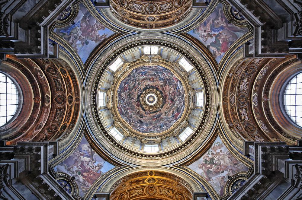 Sant'Agnese in Agone, Piazza Navona, Rome