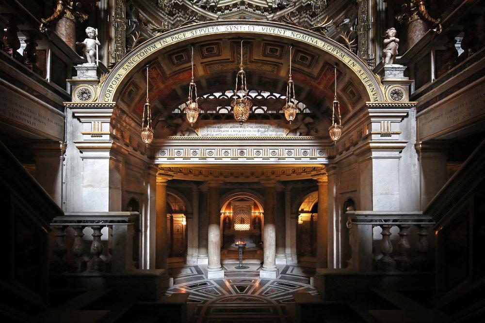 Santi Dodici Apostoli, Rome