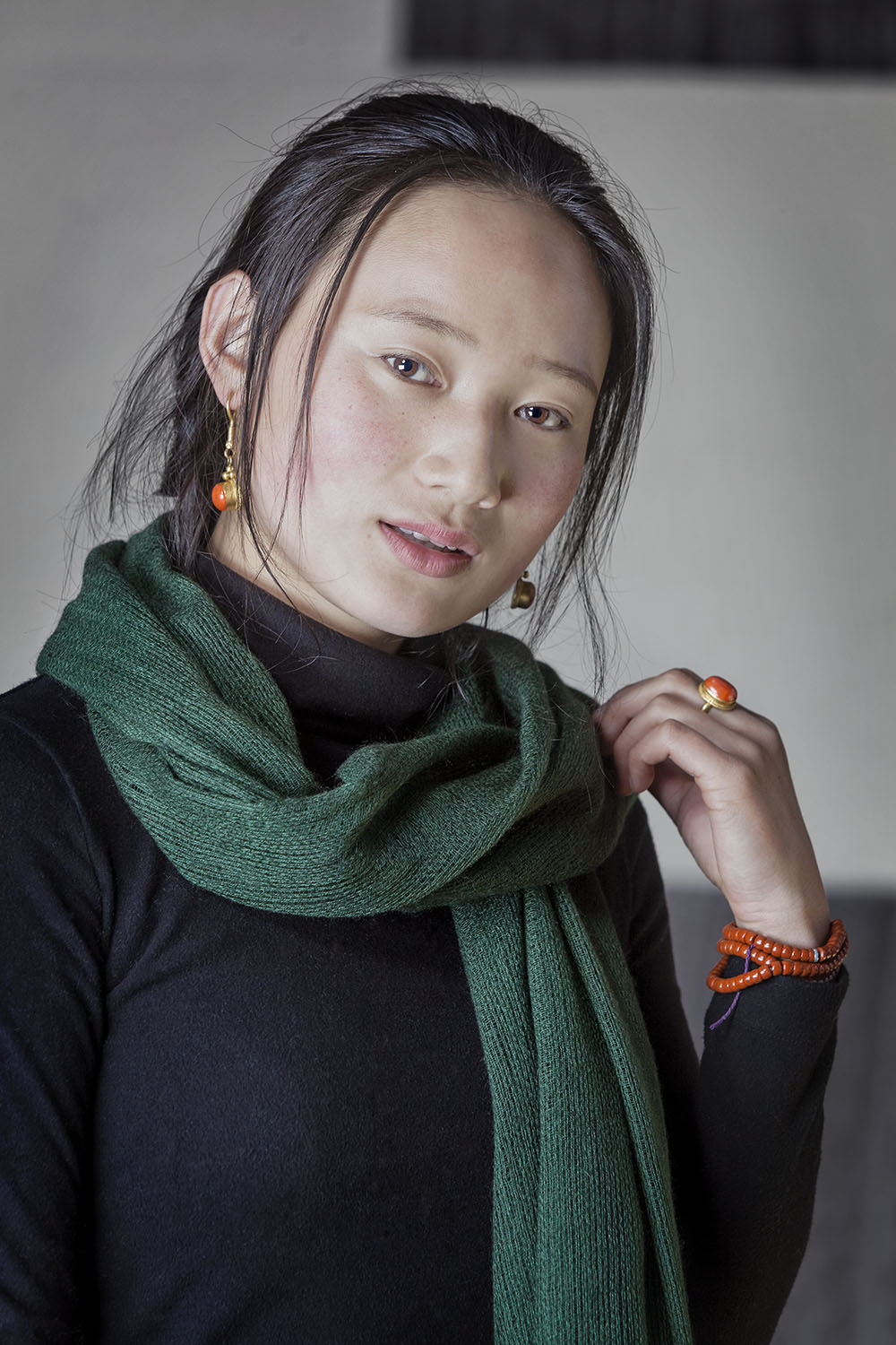 Pema Thar - for Norlha Textiles in Amdo on the Tibetan Plateau