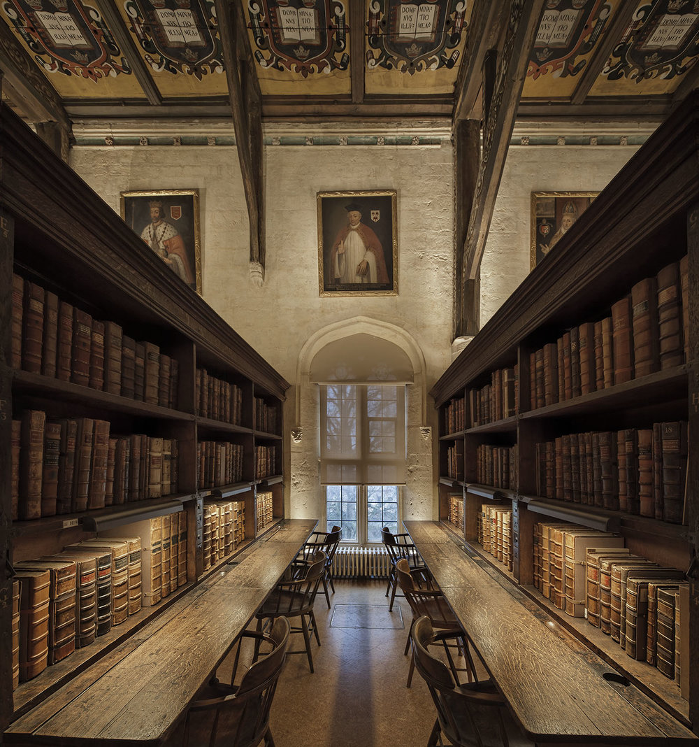 Duke Humfrey's Library - University of Oxford, Oxford, UK