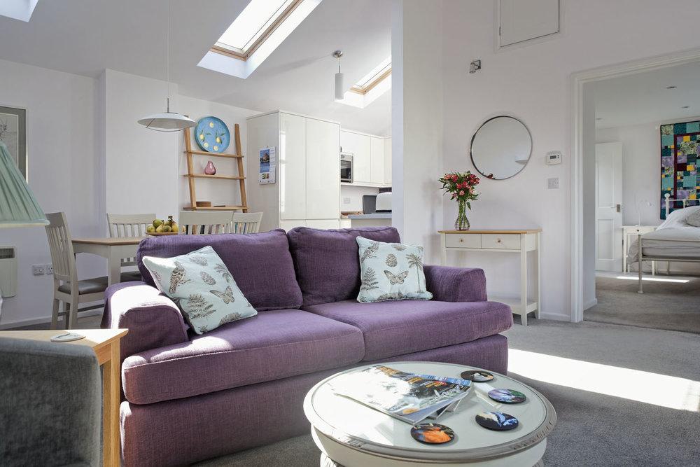 Cottage furniture/interiors, Oddington, Oxfordshire, UK