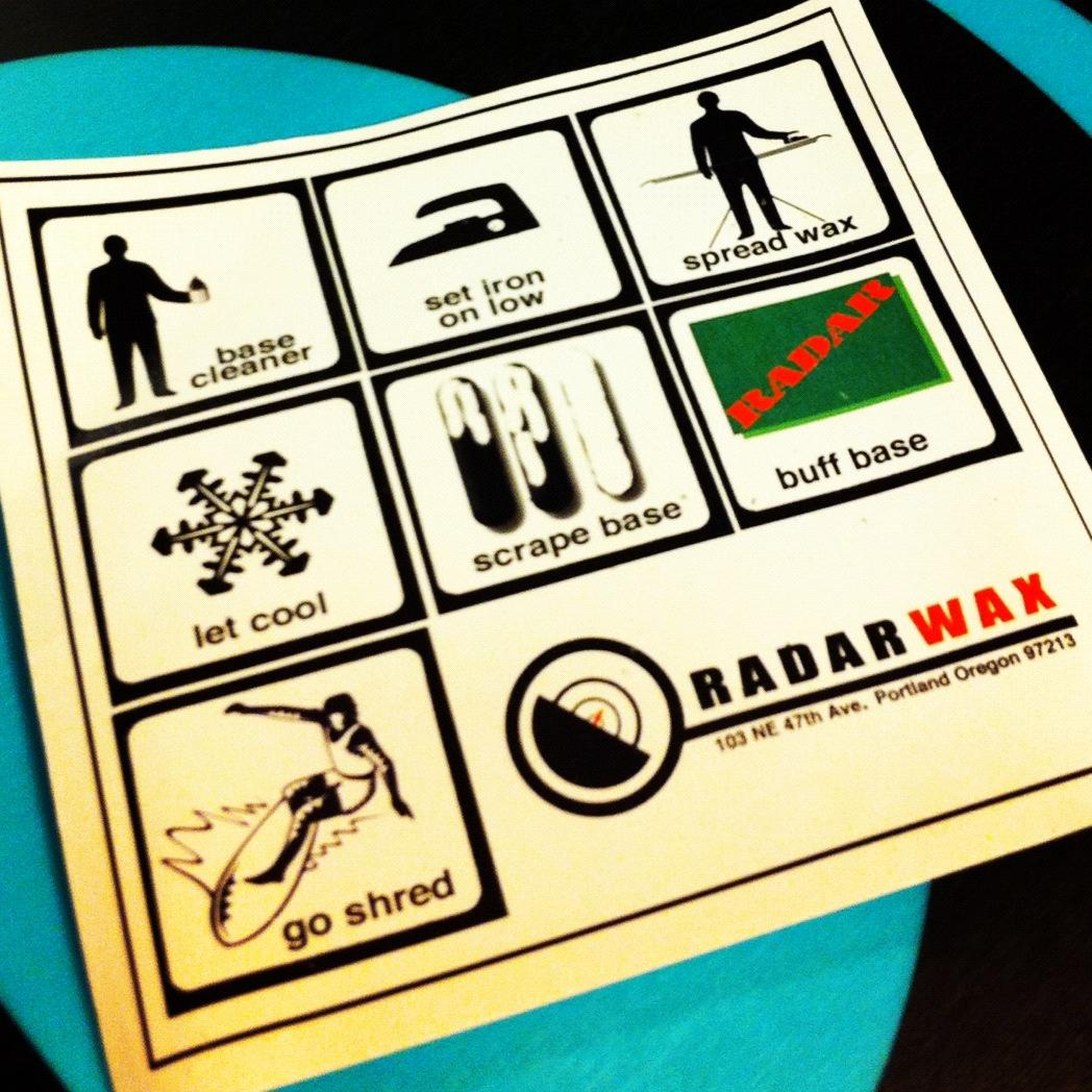 Radar Wax