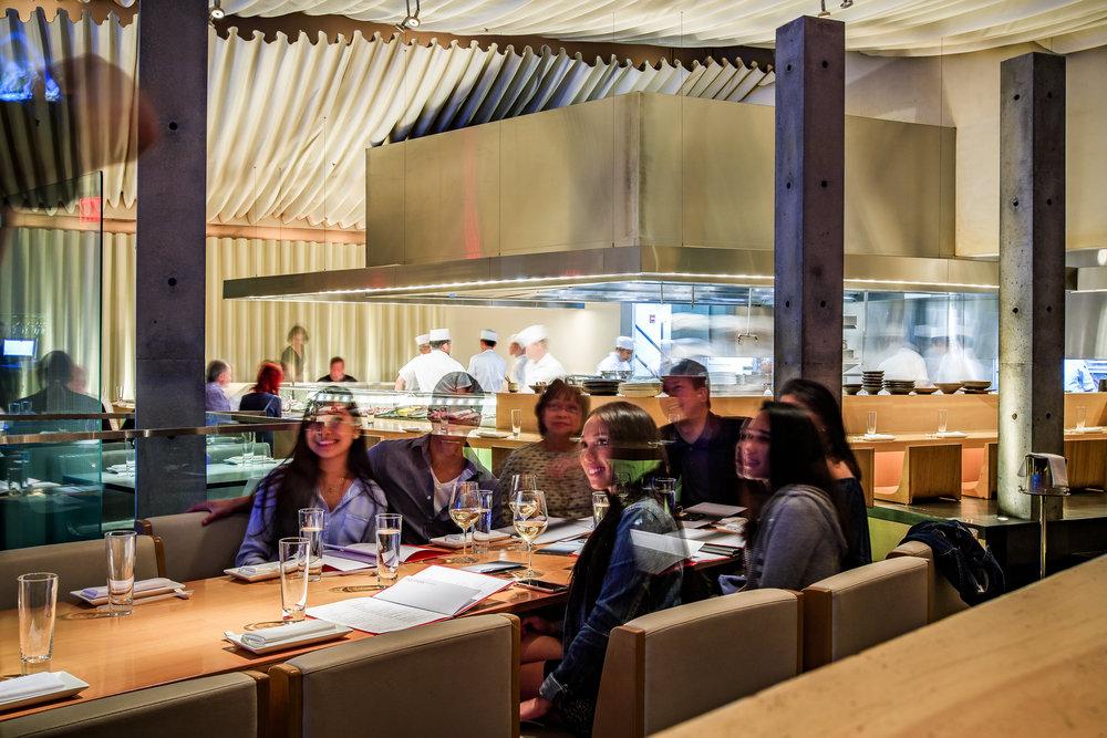 Sushi Dinner at Morimoto (88 10th Avenue, New York City).jpg