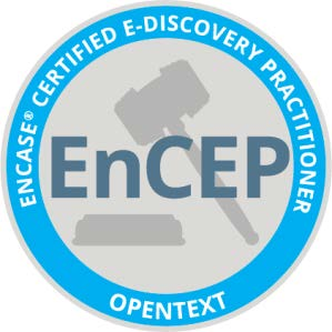 EnCase Certified eDiscovery Practitioner (EnCEP)