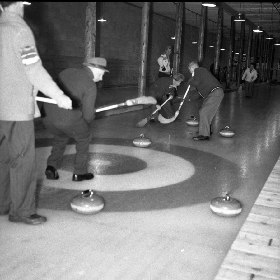 Legion Curling Bonspiel, 1964 [DN-924]