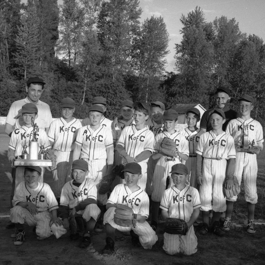 K of C Little League Winners, Dan Cashato [DN-928]