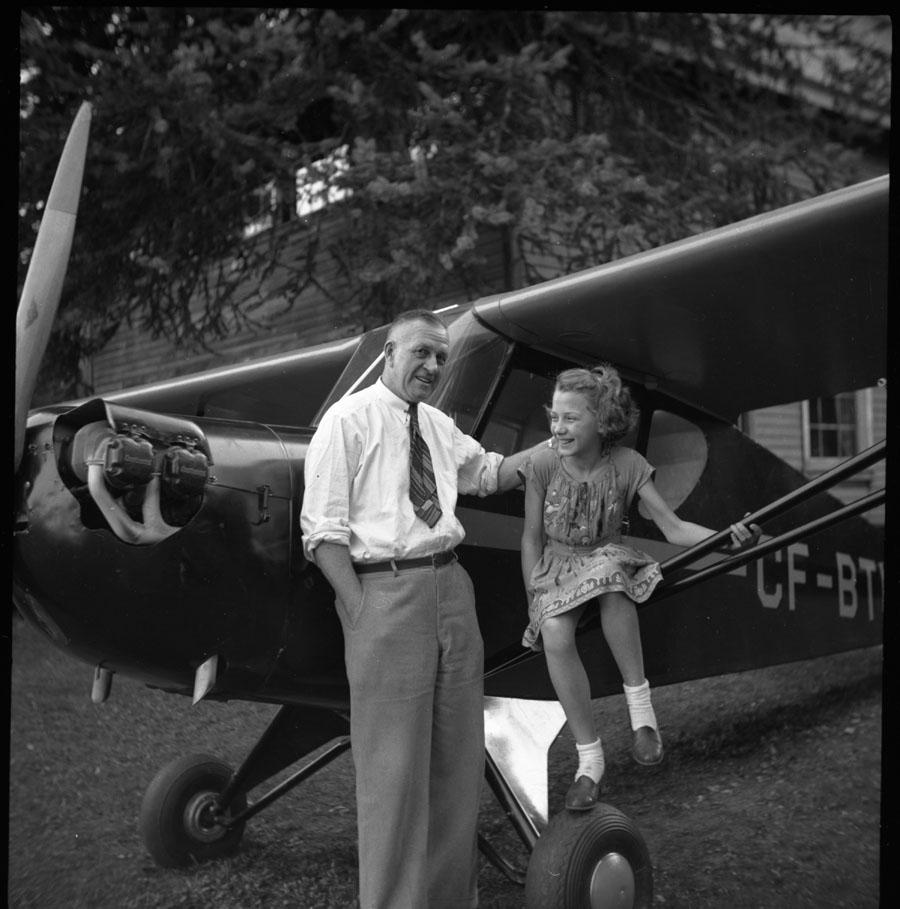 Johnny McElroy Plane [DN-126]
