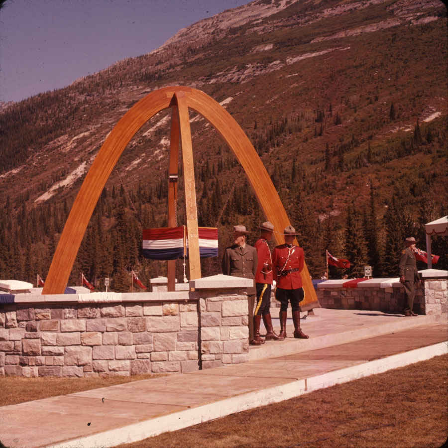 Monument at Rogers Pass [DC2-103]