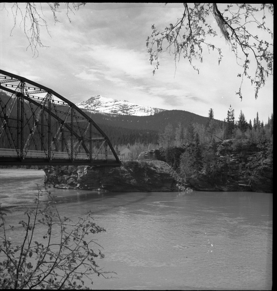 Boat Encampment Bridge [DN-168]