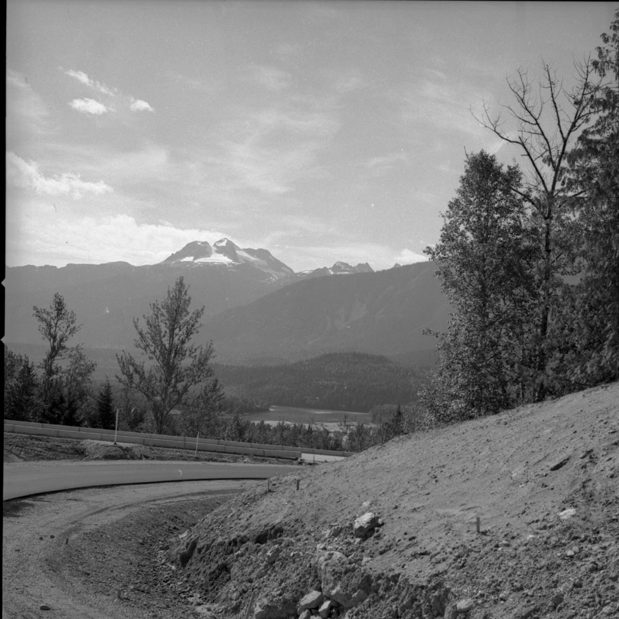 Section of Trans-Canada Highway [DN-536]