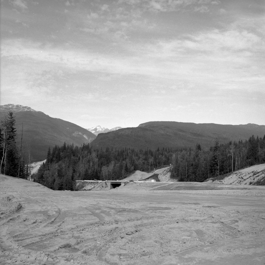 Section of Trans-Canada Highway [DN-538]