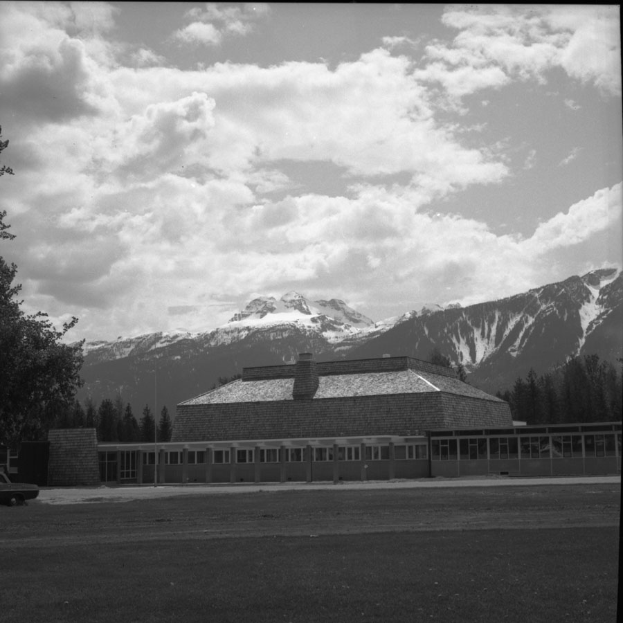 Revelstoke Secondary School [DN-787]