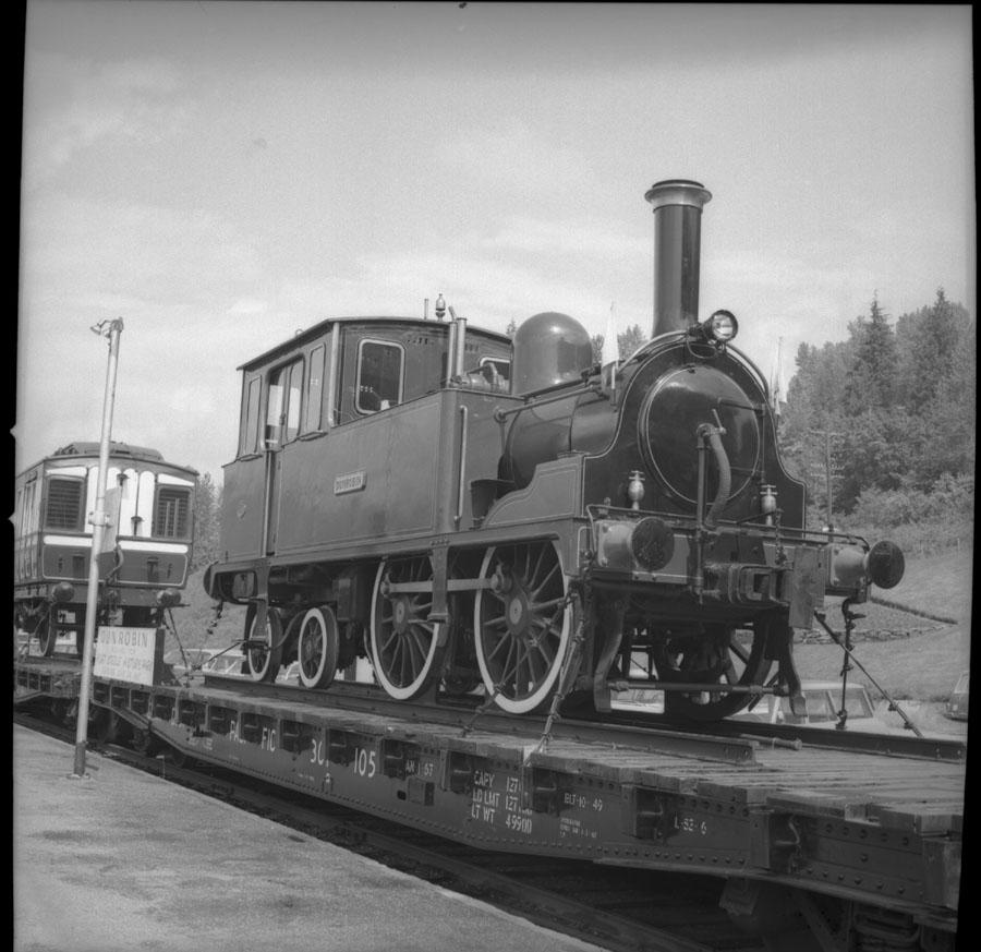 Locomotive Dunrobin [DN-30]