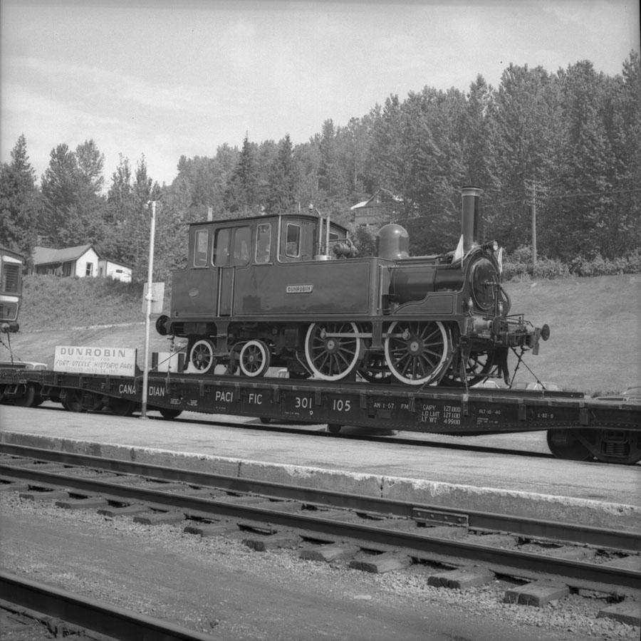 Locomotive Dunrobin [DN-31]