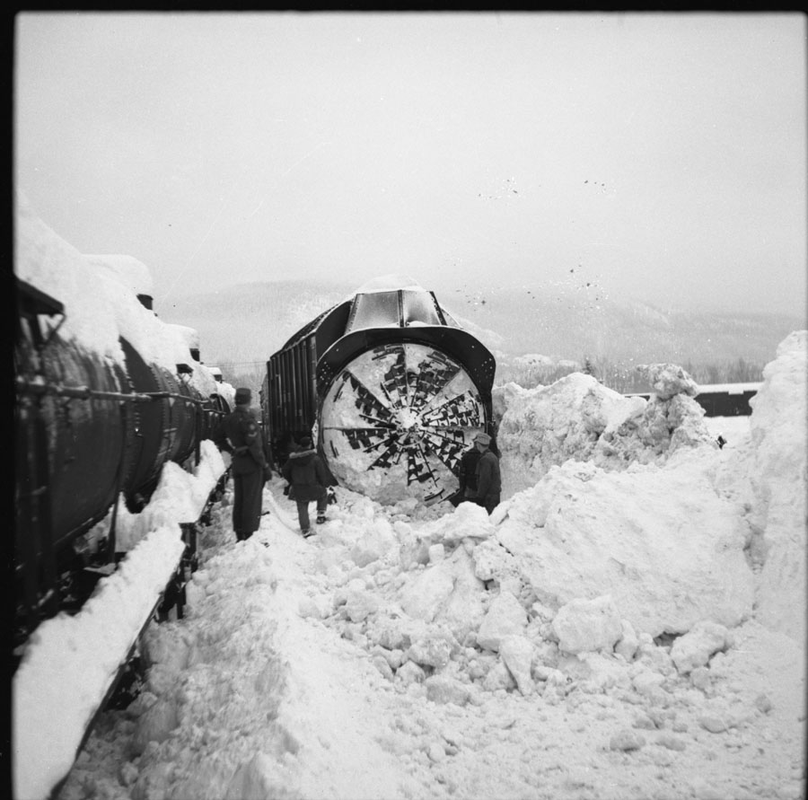 Rotary Snow Plow [DN-121]