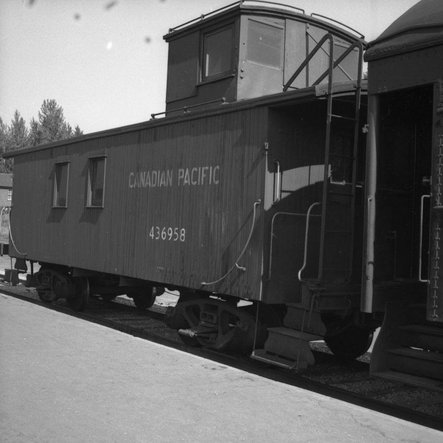 Caboose, 1958 [DN-965]