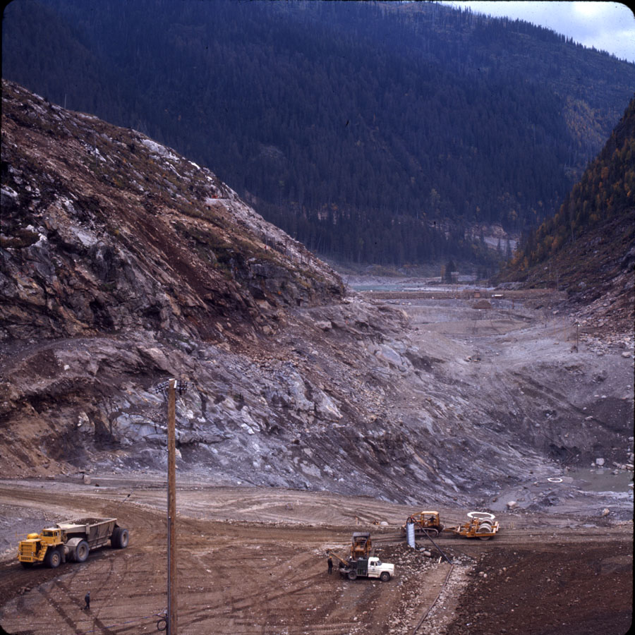 Mica Dam Construction [DC2-52]