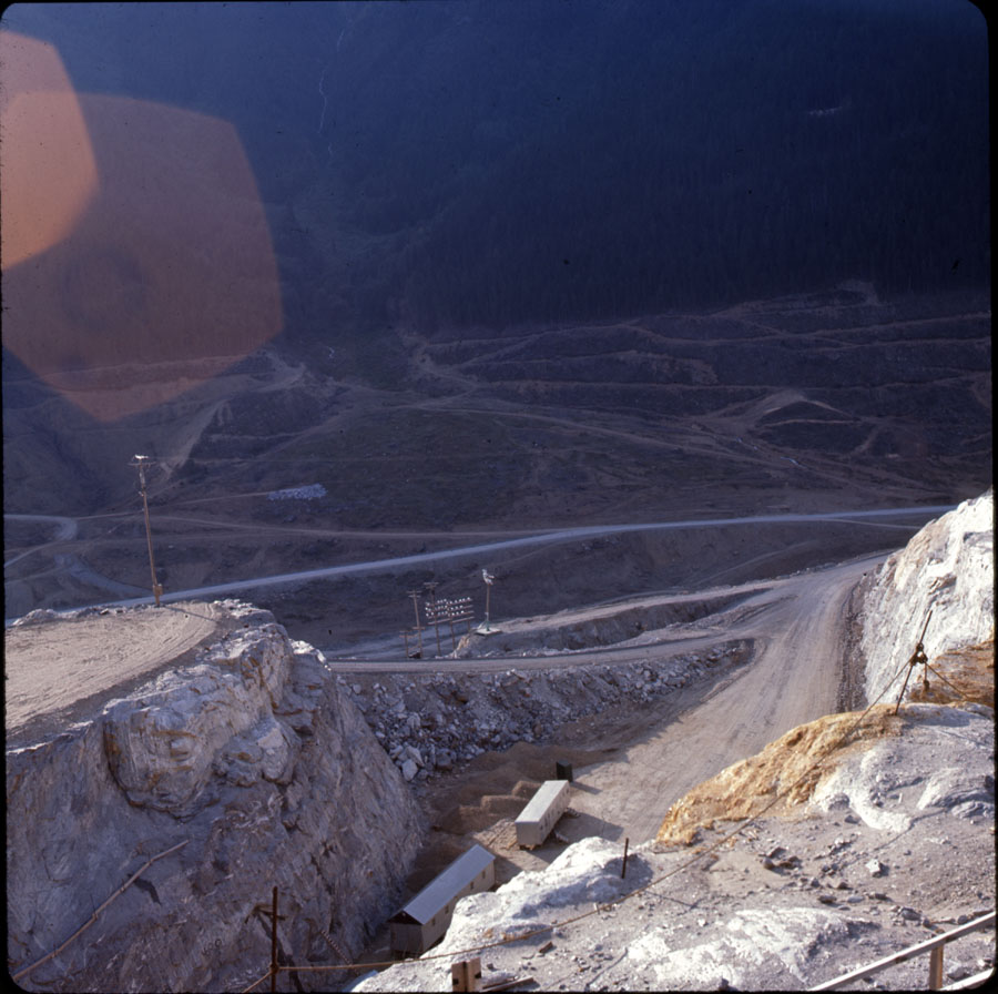 Mica Dam Construction, 1970 [DC2-63]