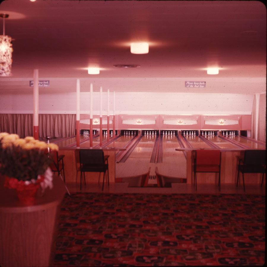Alpine Lanes Bowling [DC2-84]
