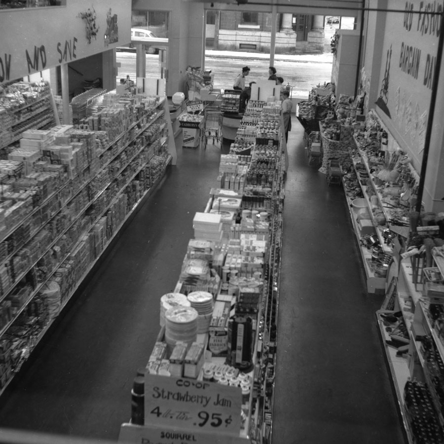 Co-op Store Interior [DN-572]