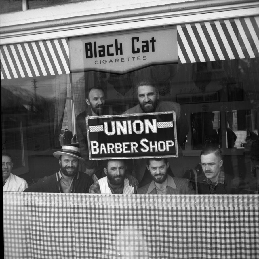 Union Barber Shop [DN-622]