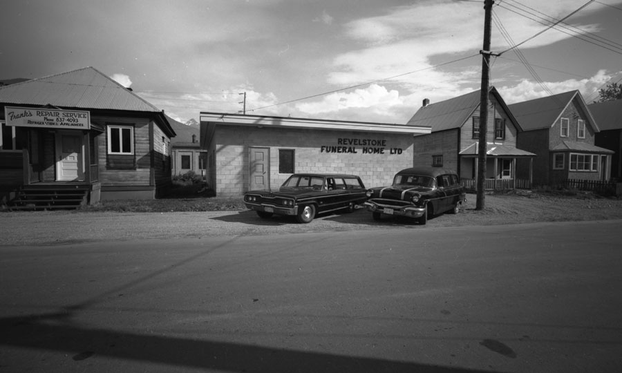Revelstoke Funeral Home [DN-781]