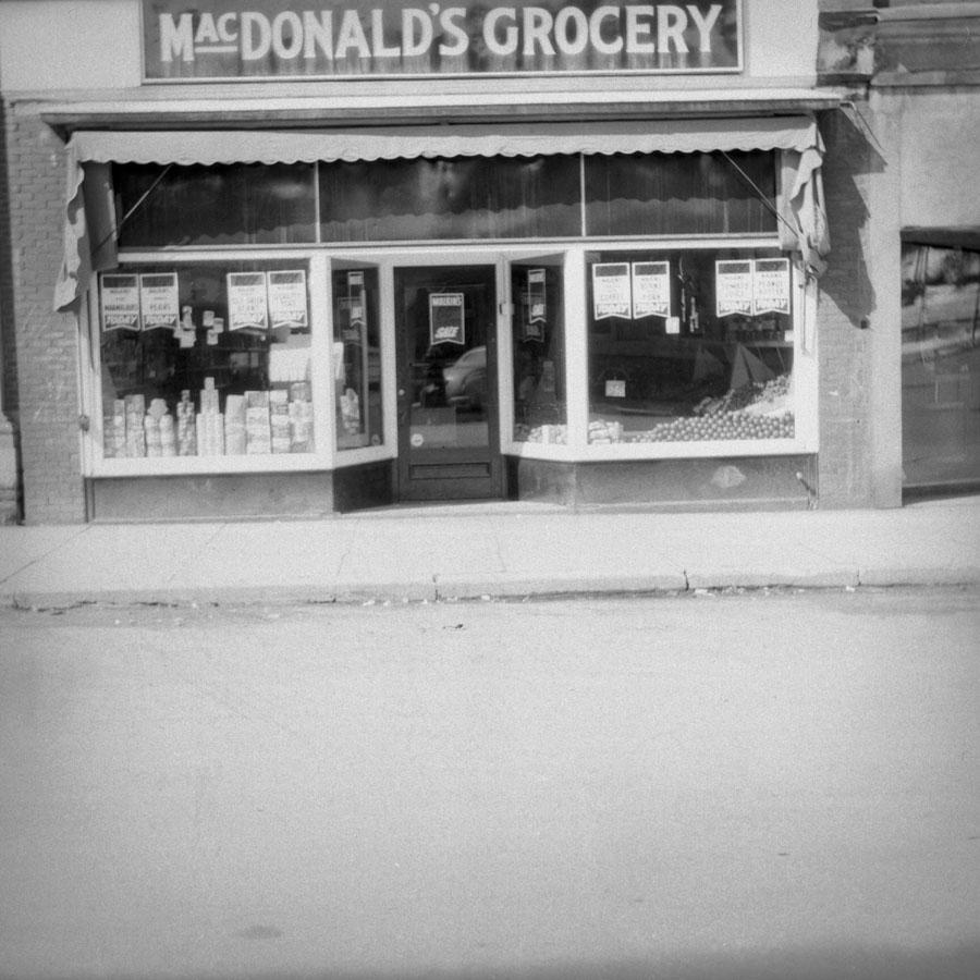 MacDonald's Grocery, 1955 [DN-1013]