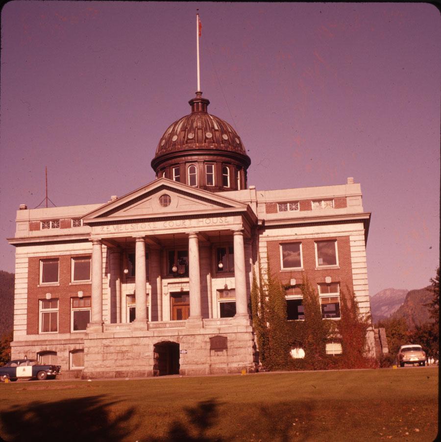 Revelstoke Courthouse [DC2-109]