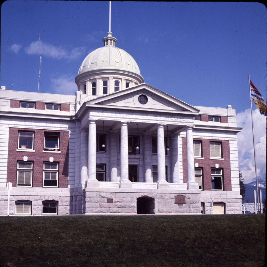 Revelstoke Courthouse [DC2-130]