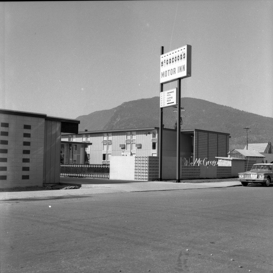 McGregor Motor Inn [DN-756]