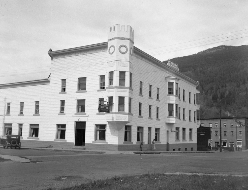 King Edward Hotel, 1951 [DN-997]
