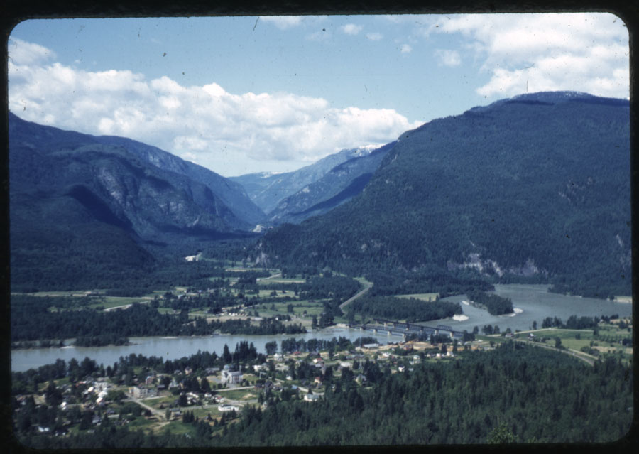 Panorama of Revelstoke [DC1-5]