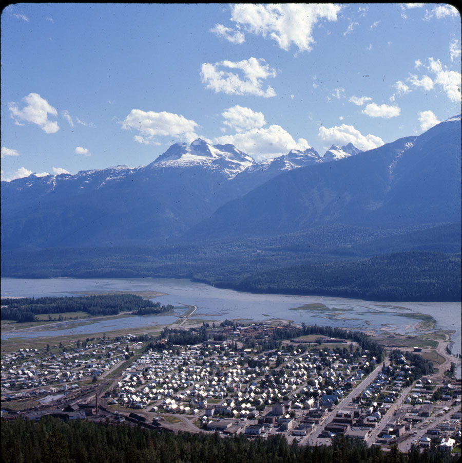 Panorama of Revelstoke [DC2-25]