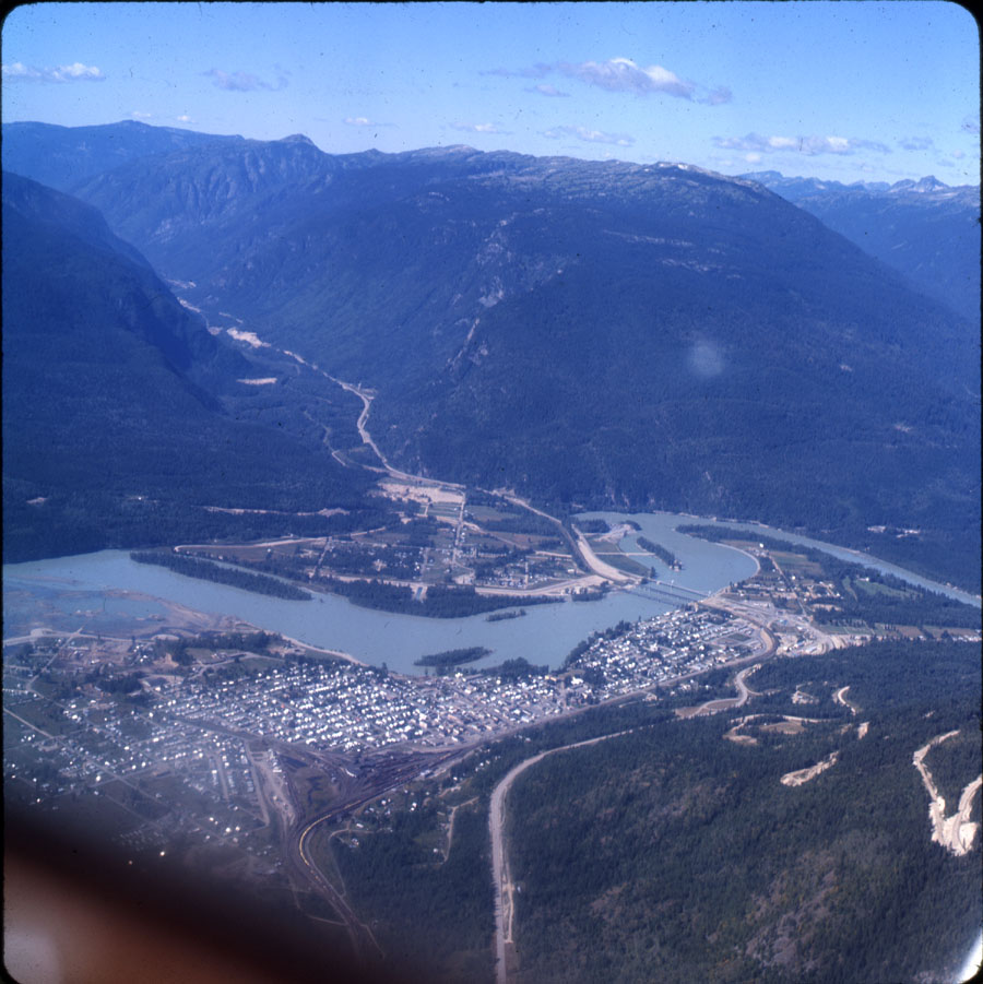 Panorama of Revelstoke [DC2-26]