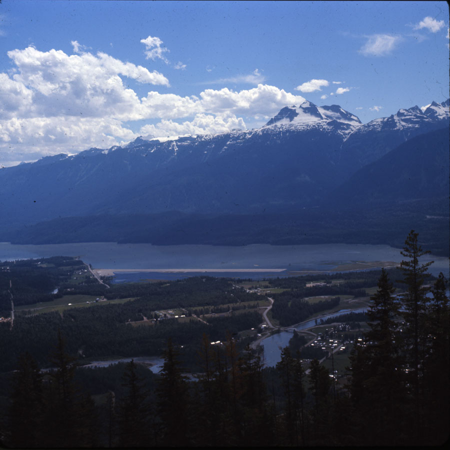 Panorama of Revelstoke [DC2-87]
