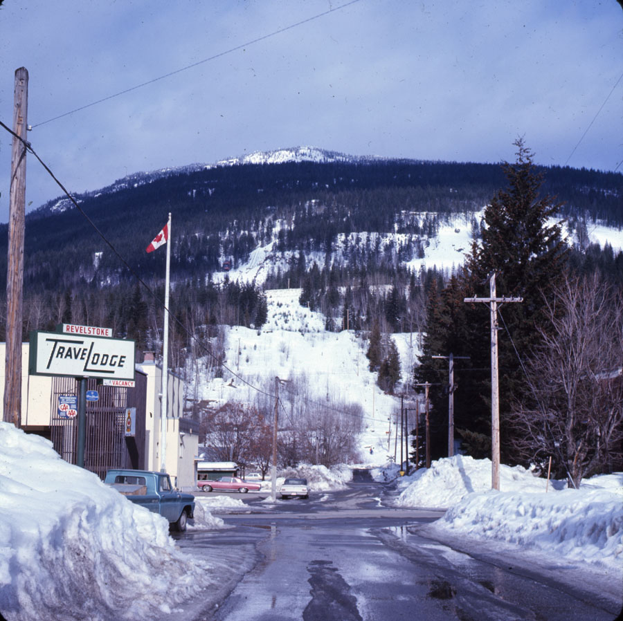 Mt. Revelstoke from Rokeby Ave. [DC2-126]