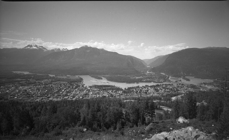 Panorama of Revelstoke [DN-36]