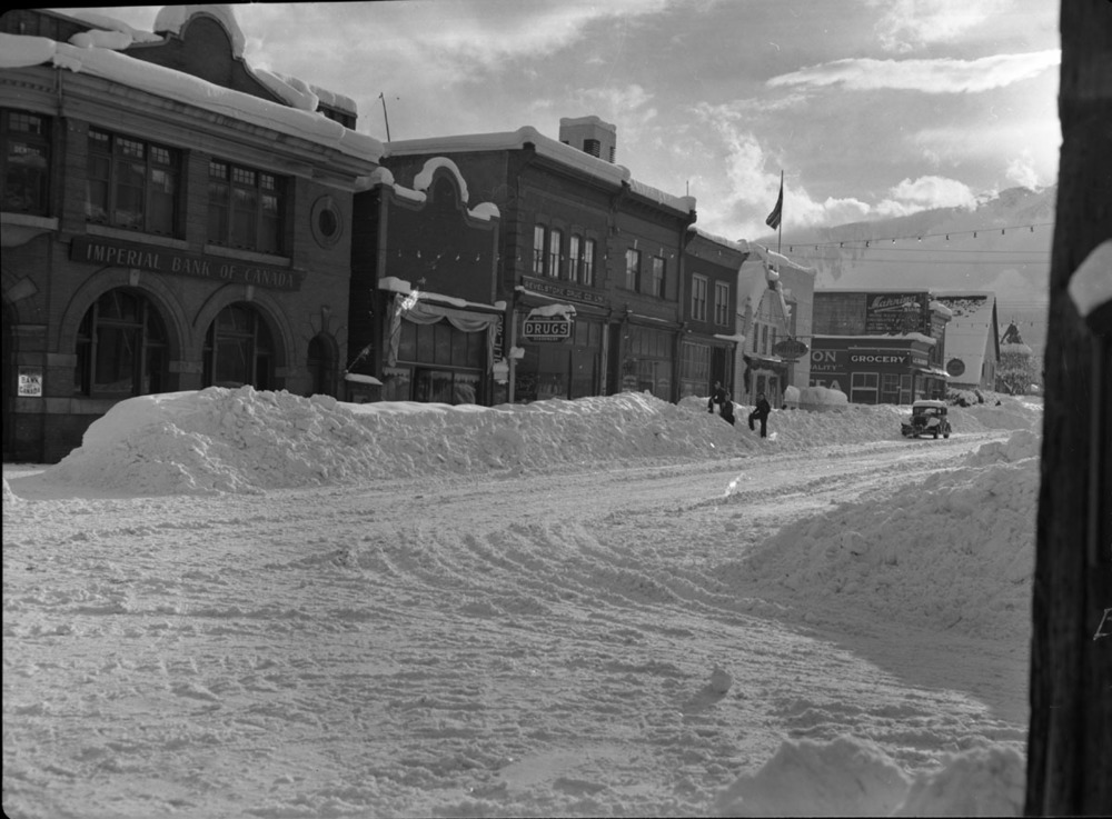 Mackenzie Avenue in Winter [DN-369]