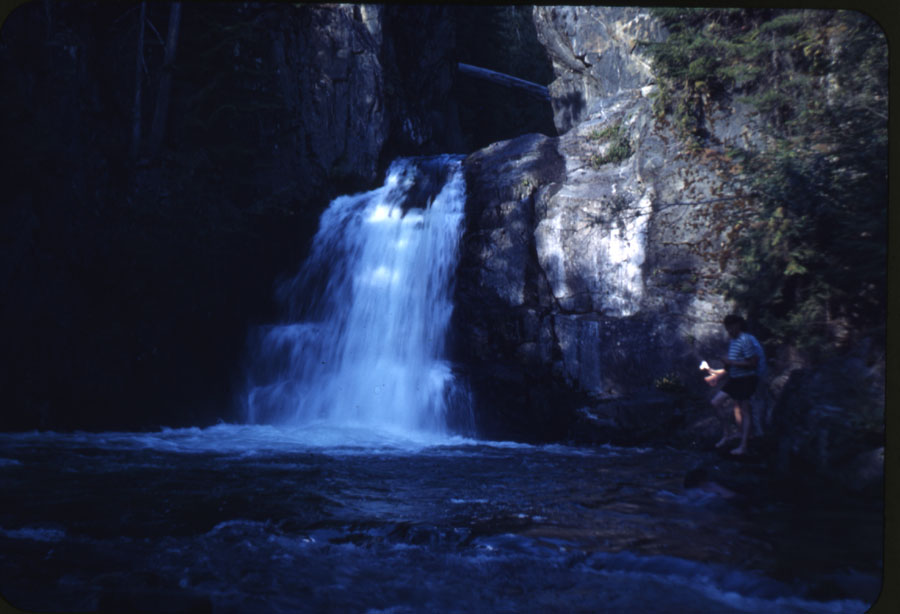 Silver Tip Falls [DC1-45]