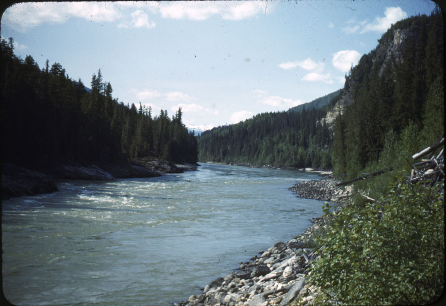 Columbia River near Silver Tip Falls [DC1-48]