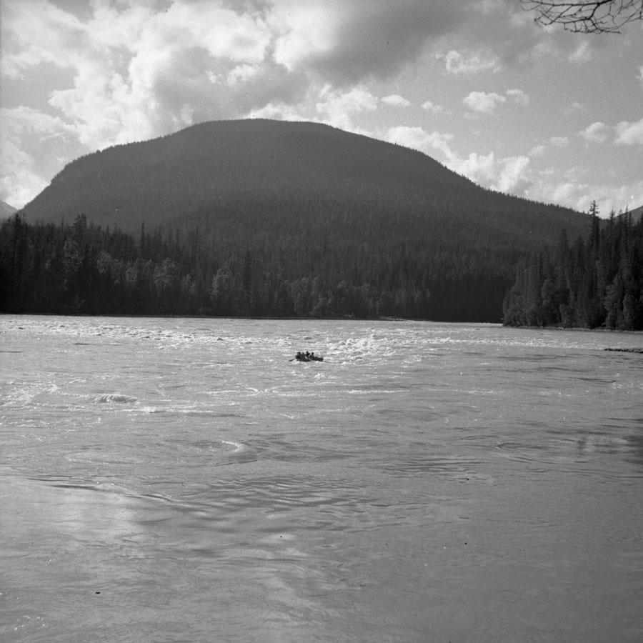 Rubber Raft, 1947 [DN-921]
